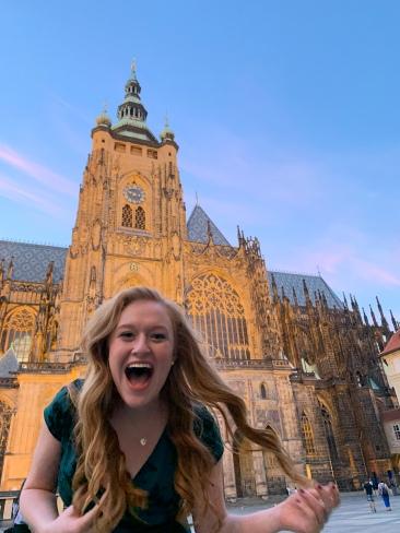 Lovin' Prague Castle